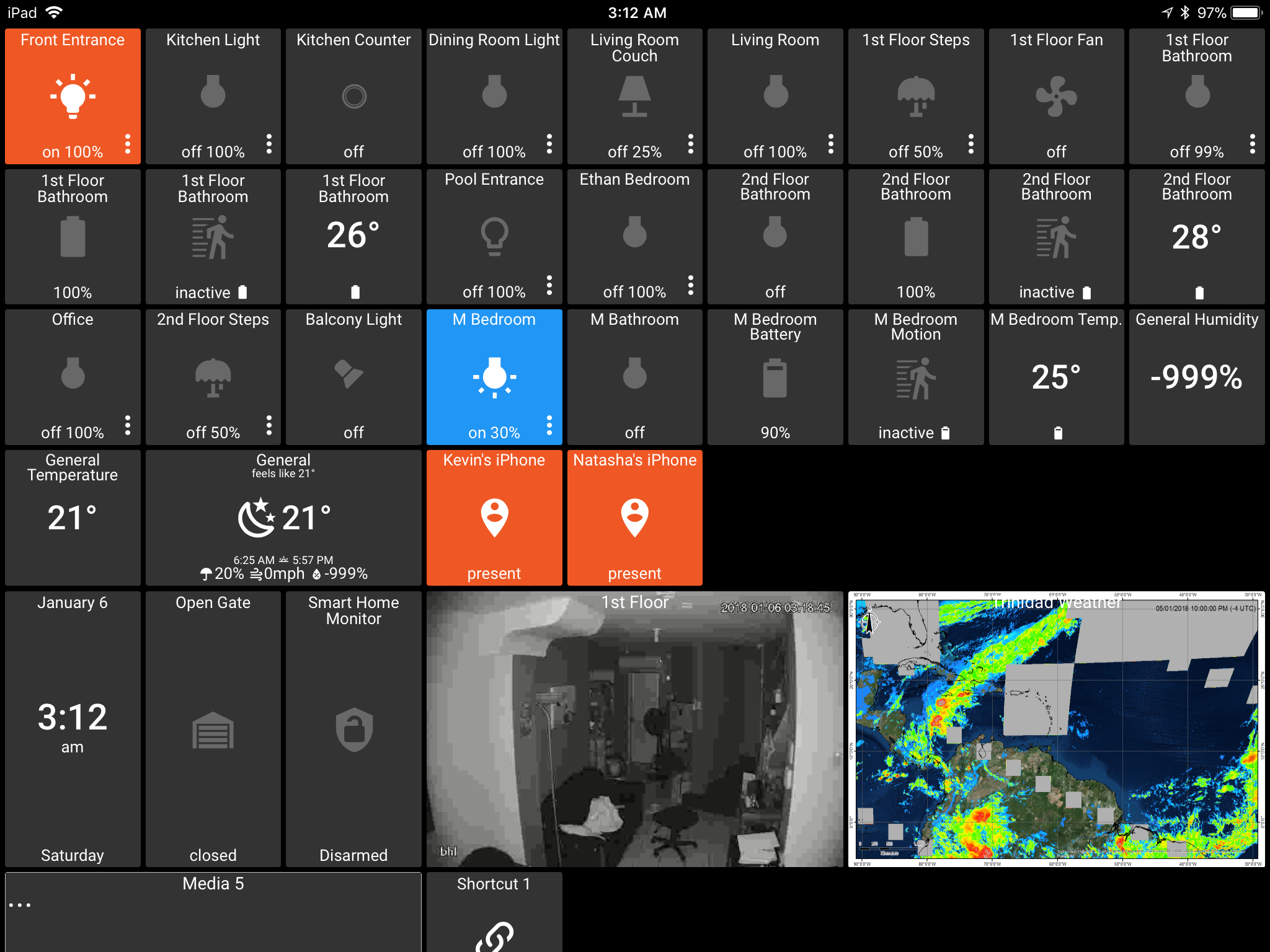 How do I add the SmartWeather tile? / ActionTiles Forum / AT