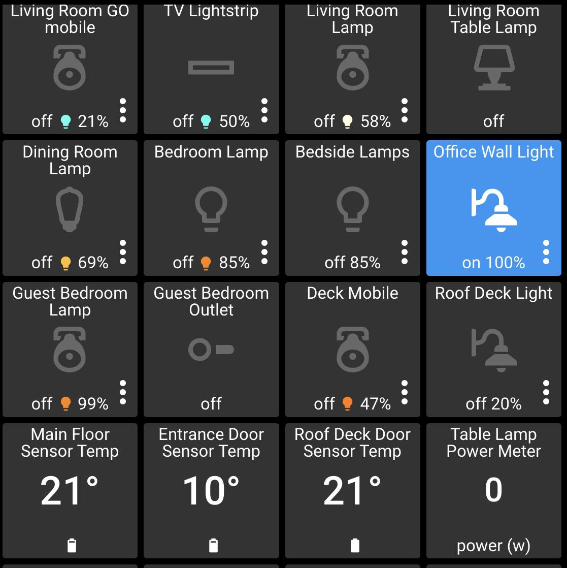 Show me your Panels! - Gallery 1 / ActionTiles Forum / AT