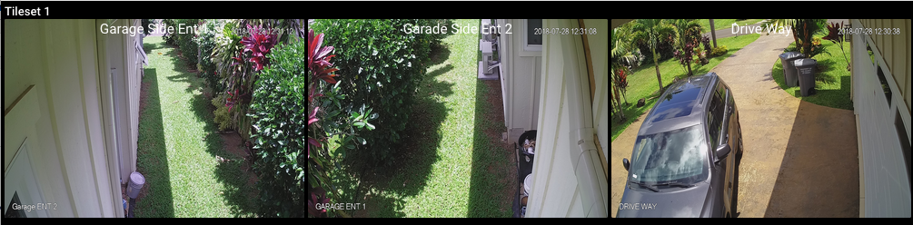 Live IP Camera Feed into AT using RPi3B - WORKING!!! / ActionTiles