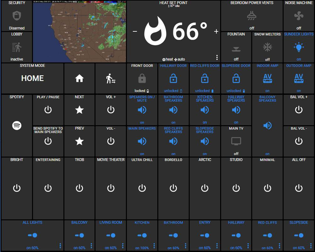 Show me your Panels! - Gallery 1 / ActionTiles Forum / AT Support